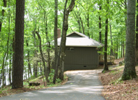 Red Top Mountain State Park Cabins
